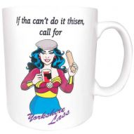 Yorkshire Lass Hero Mug