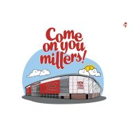Come on you Millers