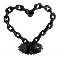 Heppo Art Chain Heart
