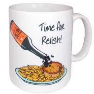 Time For Relish Mug