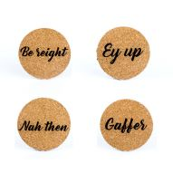 Yorkshire Cork Coasters