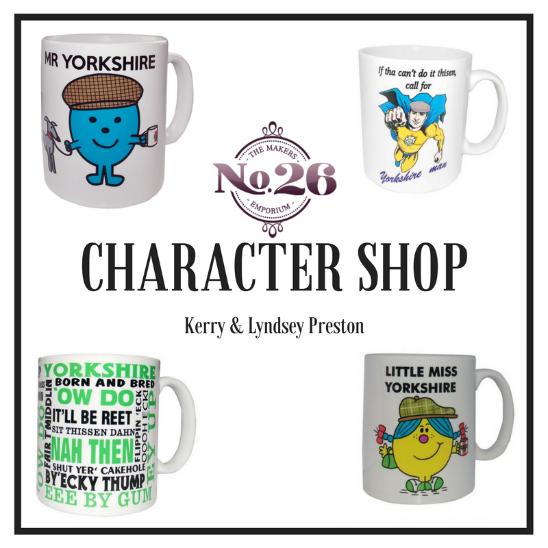 Kerry Preston - Character Shop