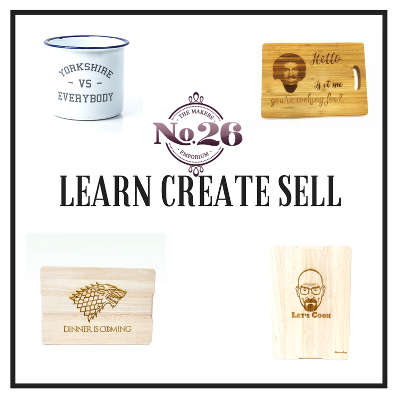 Learn Create Sell